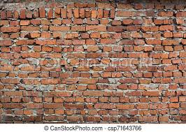 old brick wall background the loft