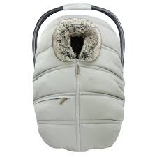 winter baby car seat cover