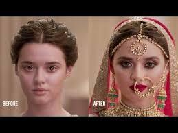 indian bride i mac cosmetics
