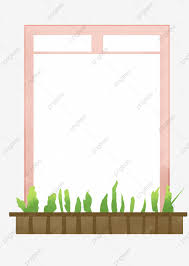 Pink Green Plant Border Pink Border Fence Fence Flower Pool Green Plant Border Png Transparent Clipart Image And Psd File For Free Download