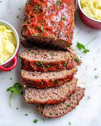 easy homemade meatloaf recipe healthy