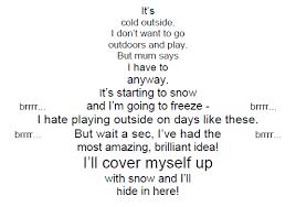 how to write a concrete poem kenn