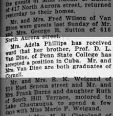 The Ithaca Journal from Ithaca, New York on August 12, 1924 · Page 3