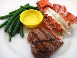 Boiled Lobster Tails