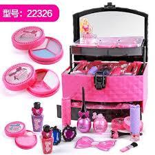 barbie doll makeup kit set saubhaya