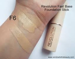 revolution fast base foundation stick