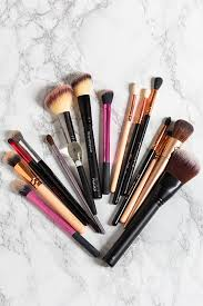 my holy grail makeup brushes annie s noms