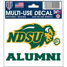 Pennants Decals Ndsu Bookstore