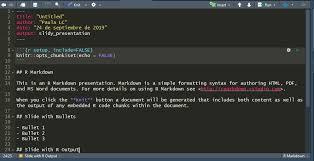 mastering r presentations coding club