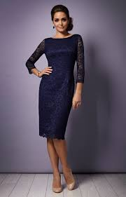 katherine lace occasion dress midnight