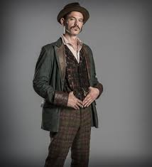RIPPER STREET 5 interview with Adam Rothenberg | Damian Michael ...