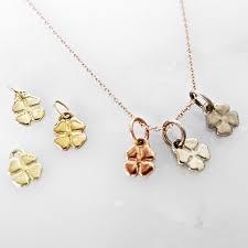 four leaf clover charm good luck charm