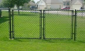 Vinyl Chain Link Fences