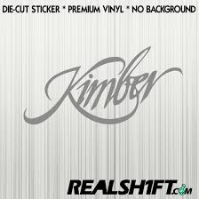 Kimber Realsh1ft