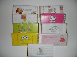 24 Chocolates Personalizados Recuerdos Invitaciones Bautizo 260 00 En Mercado Libre