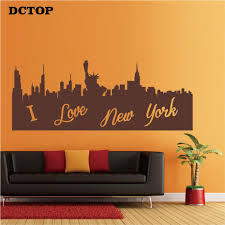Classroom Preschool School Doodled City Skyline Wall Decal Large Vinyl Sticker For Nursery Removable Room Wall Art Playroom Wall Decor Idea For Boys Talkingbread Co Il