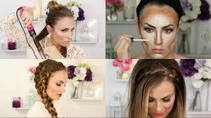 insram hair makeup tutorials hacks