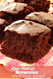 low calorie brownies from scratch 100
