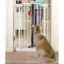 Convertible Tall Pet Containment System Dog Gate Pet Gate Indoor Dog Gates