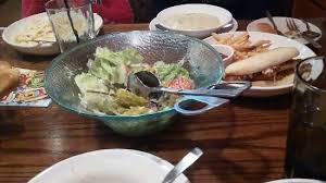 delicious food from olive garden
