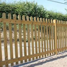A Fence Exposed To Strong Winds Jacksons Fencing