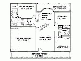 house plan open floor square feet
