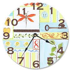Stupell Industries 12 Vines And Patterns Vanity Clock Wayfair