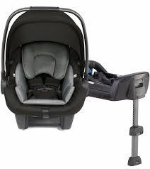 nuna pipa lite infant car seat ebony
