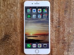 test de l apple iphone 8 plus le