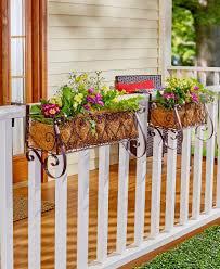 Decorative Rail Or Fence Planters Ltd Commodities Railing Planters Backyard Fences Fence Planters