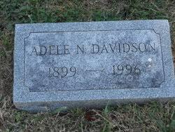 Adele Nelson Davidson (1899-1996) - Find A Grave Memorial
