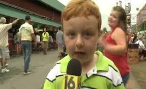 VIDEO. Etats-Unis: «Apparently Kid», star du web en une seule interview