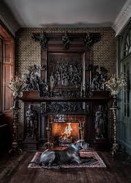 a historic hunting lodge in scotland