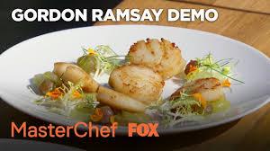 Gordon Ramsay Demonstrates How To ...