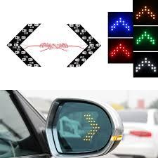 smd led panel car side mirror