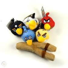 angry birds 5 birds plush doll 1