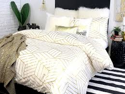 aurelian bedding by alamode white and