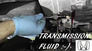 automatic transmission fluid change