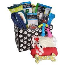 new puppy essentials deluxe gift basket