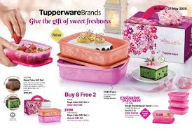 tupperware brands promotion 20 04 2020