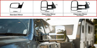 clearview towing mirrors clearview