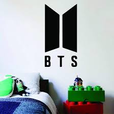 Amazon Com Bts Korean Pop Singers Kpop Boy Band Dance Wall Decals For Girls And Boys Bedroom Singer Dancer Group Popular Decor Vinyl Wall Stickers K Pop Decal Quotes Quote Logo Decoration Size 15x20