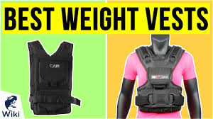 top 10 weight vests of 2020 video review