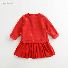 Mark Jenny cho bé mùa thu và váy mùa đông cho bé gái ăn mặc thời trang áo  len cho bé váy 16672 | Lumtics | Lumtics - Đặt hàng cực dễ -