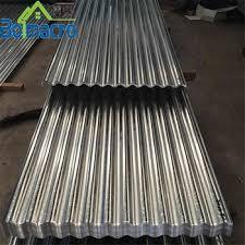 0 7mm gi corrugated steel roofing sheet