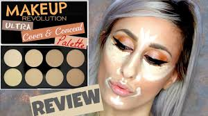 makeup revolution ultra cover conceal