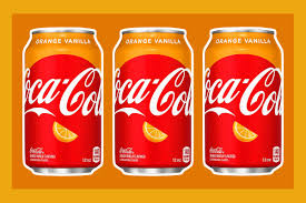 this new coca cola flavor is basically