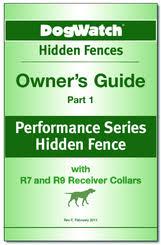 Dogwatch Performance Series Owner S Manual Pdf Download Manualslib