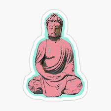 Buddhist Stickers Redbubble