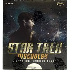 Star Trek Discovery Season 1 Trading ...